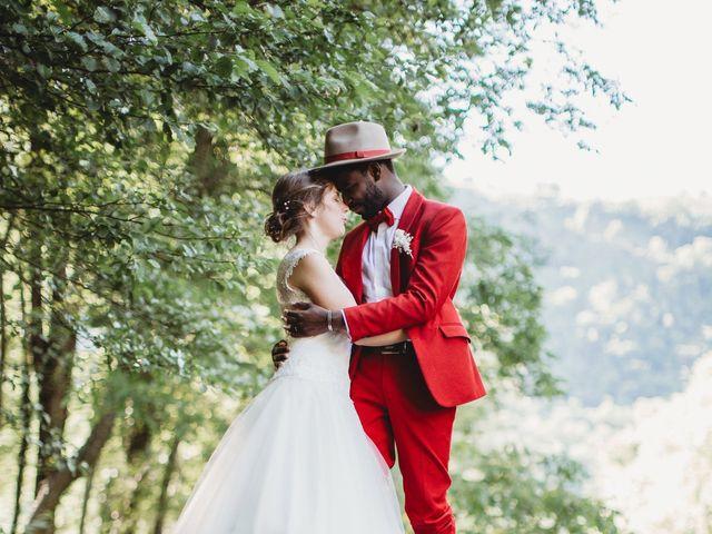 Le mariage de Anaïs et Marc-Henri à Lavelanet, Ariège 33