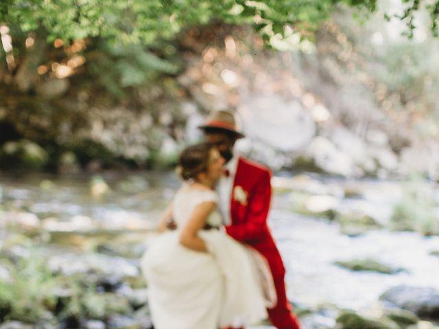 Le mariage de Anaïs et Marc-Henri à Lavelanet, Ariège 34