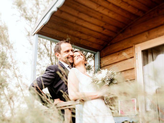 Le mariage de Pascal et Christine à Saint-Georges-d'Orques, Hérault 1