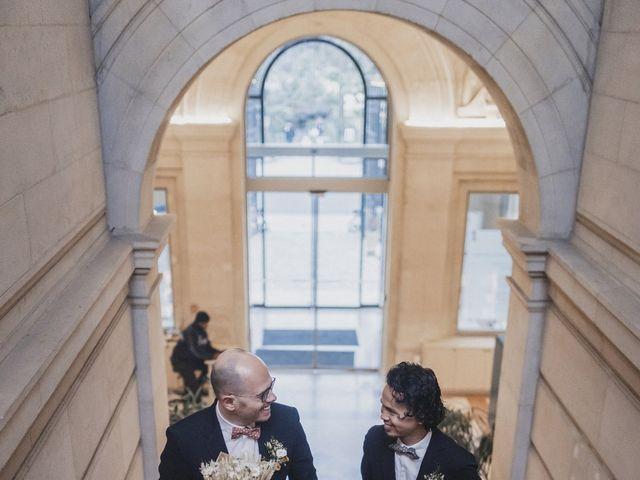 Le mariage de Many et Yves à Paris, Paris 5