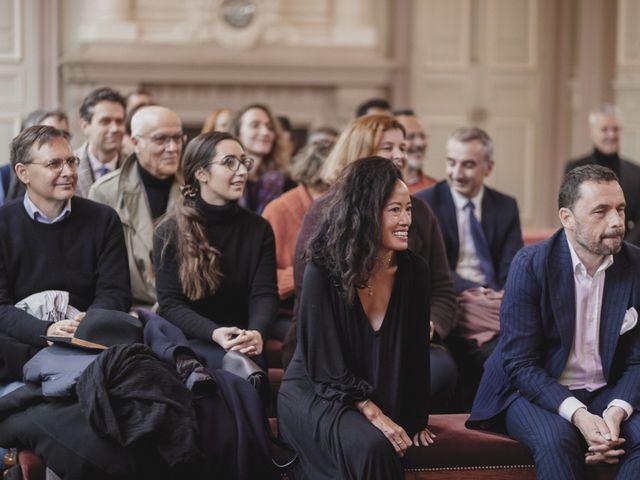 Le mariage de Many et Yves à Paris, Paris 14