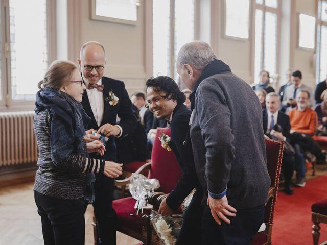 Le mariage de Many et Yves à Paris, Paris 23