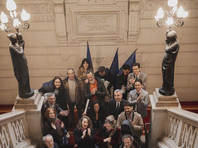 Le mariage de Many et Yves à Paris, Paris 26