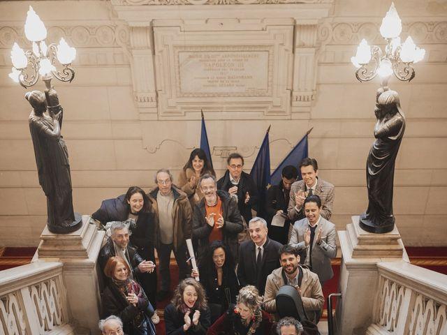 Le mariage de Many et Yves à Paris, Paris 27