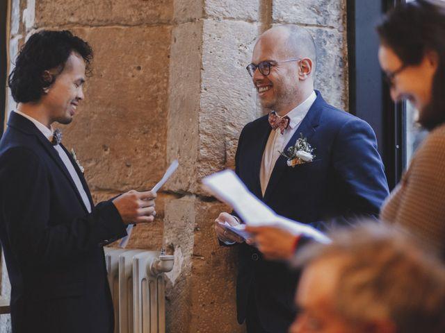 Le mariage de Many et Yves à Paris, Paris 31