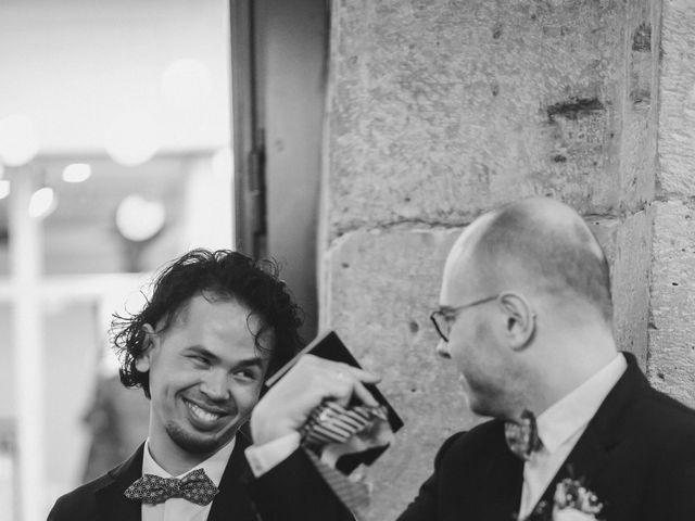 Le mariage de Many et Yves à Paris, Paris 33