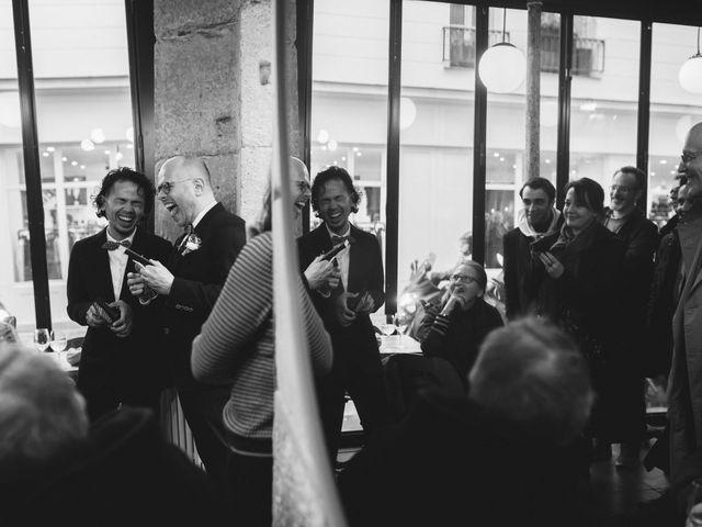 Le mariage de Many et Yves à Paris, Paris 34