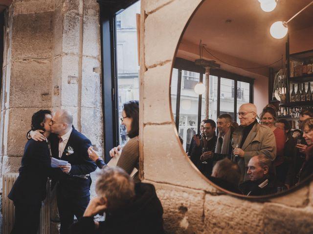 Le mariage de Many et Yves à Paris, Paris 35