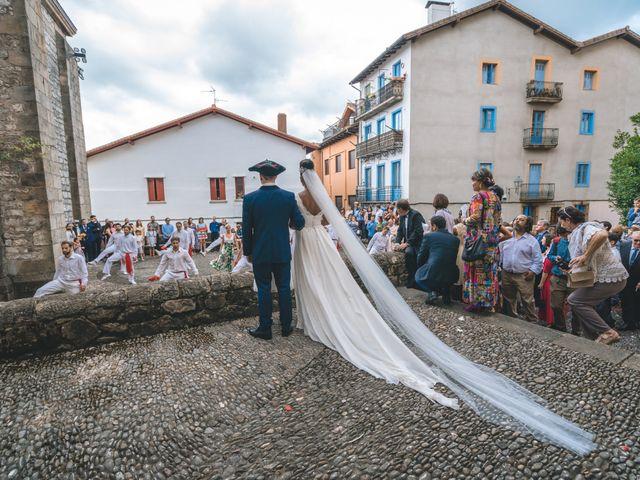 Le mariage de Jago et Lila à Urrugne, Pyrénées-Atlantiques 7