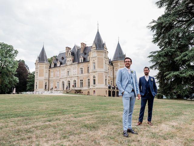 Le mariage de Charles et Raphaël