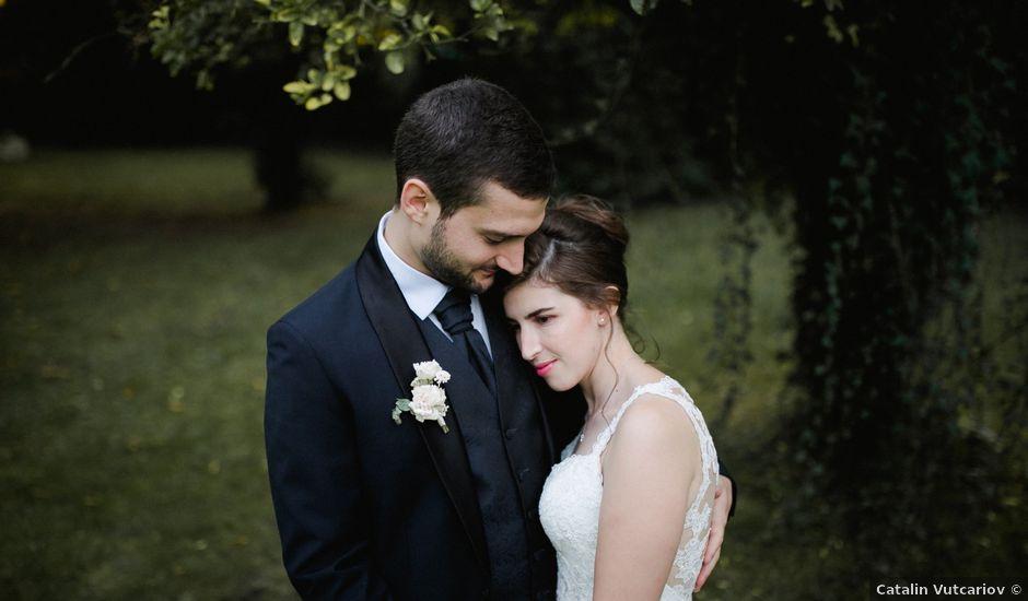 Le mariage de Fatma et Hugo à Paris, Paris