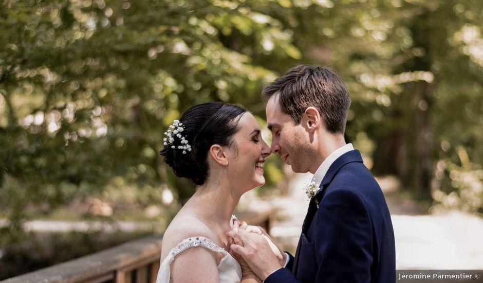 Le mariage de Charly et Sophie à Cesson-Sévigné, Ille et Vilaine