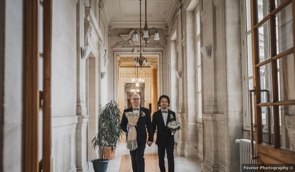 Le mariage de Many et Yves à Paris, Paris