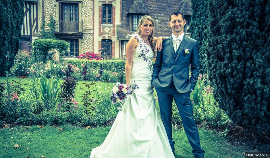 Le mariage de Julien et Delphine à Pont-Audemer, Eure
