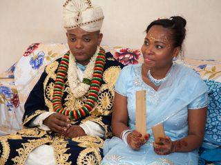 Le mariage de ASSANI et Bahati 3