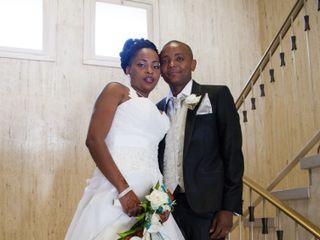 Le mariage de ASSANI et Bahati