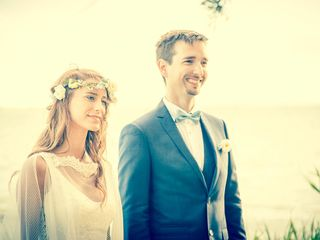 Le mariage de Maelle et Florian