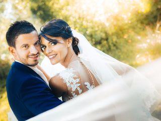 Le mariage de Sabrina et Anthony