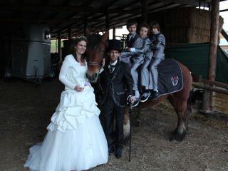 Le mariage de Laetitia et Daniel