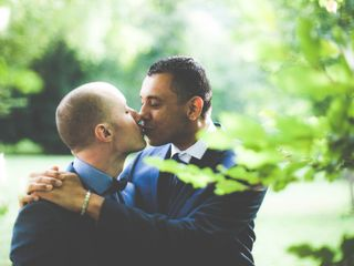 Le mariage de Sylvain et David