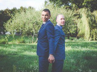 Le mariage de Sylvain et David 2