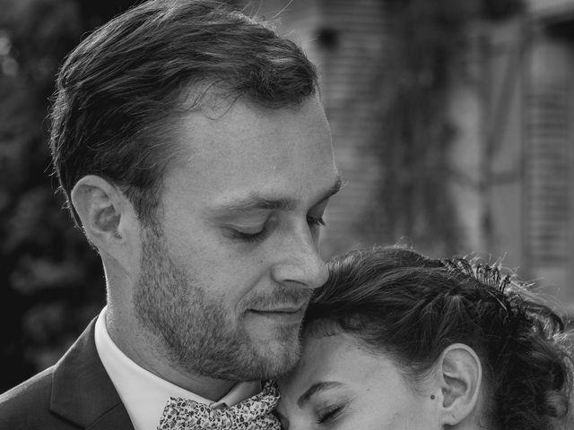 Le mariage de Emmanuelle et Alexandre à Ambres, Tarn 1