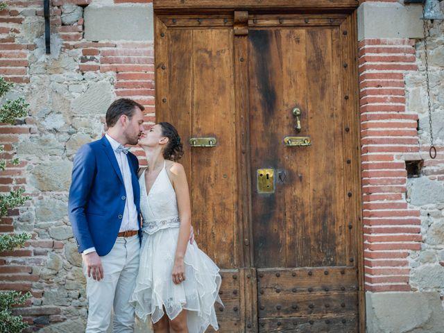 Le mariage de Emmanuelle et Alexandre à Ambres, Tarn 2