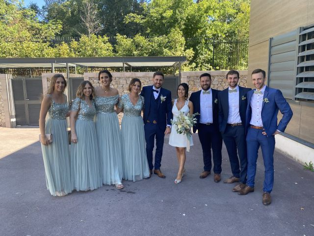 Le mariage de Yoann et Léa à Pertuis, Vaucluse 3
