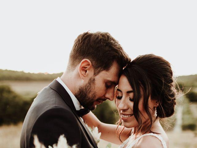 Le mariage de Yoann et Léa à Pertuis, Vaucluse 1