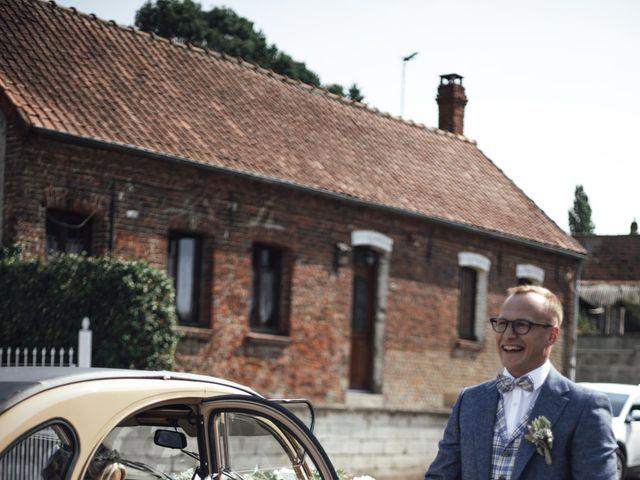 Le mariage de Thomas et Coralie à Beaumont-en-Cambrésis, Nord 3