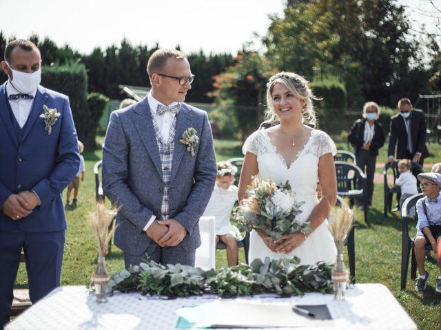 Le mariage de Thomas et Coralie à Beaumont-en-Cambrésis, Nord 5