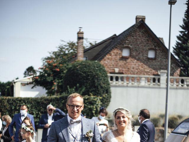Le mariage de Thomas et Coralie à Beaumont-en-Cambrésis, Nord 6