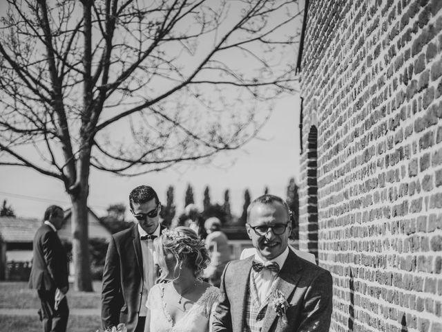 Le mariage de Thomas et Coralie à Beaumont-en-Cambrésis, Nord 8