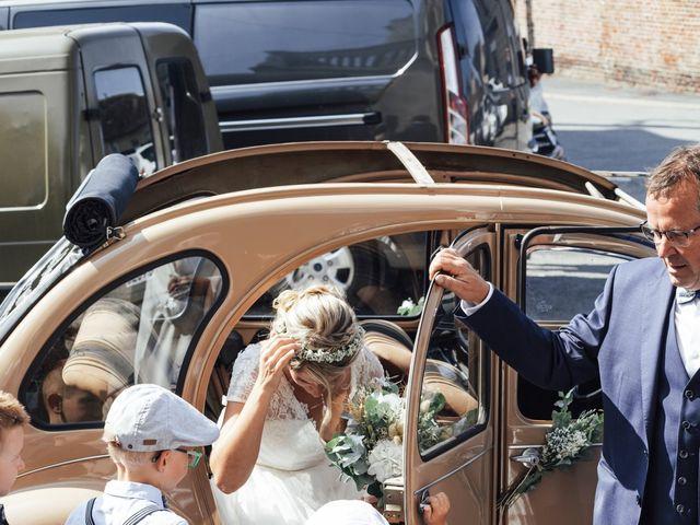 Le mariage de Thomas et Coralie à Beaumont-en-Cambrésis, Nord 9