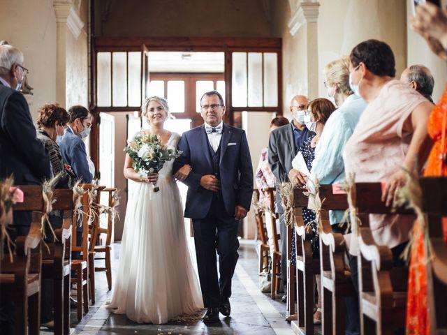 Le mariage de Thomas et Coralie à Beaumont-en-Cambrésis, Nord 11