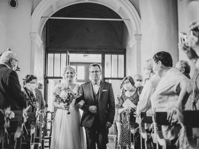 Le mariage de Thomas et Coralie à Beaumont-en-Cambrésis, Nord 12