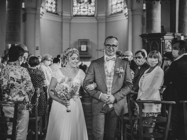 Le mariage de Thomas et Coralie à Beaumont-en-Cambrésis, Nord 18