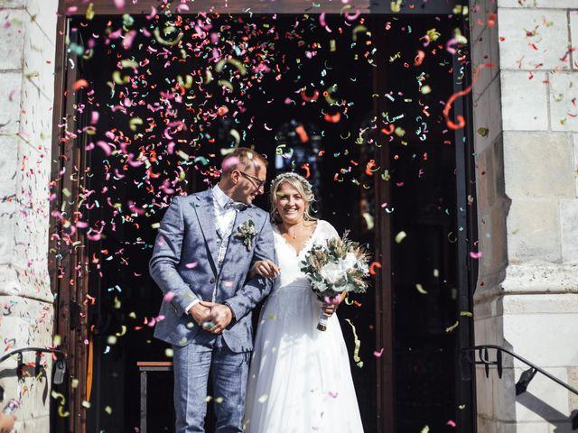 Le mariage de Thomas et Coralie à Beaumont-en-Cambrésis, Nord 20