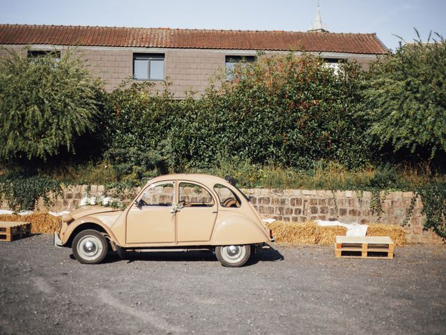 Le mariage de Thomas et Coralie à Beaumont-en-Cambrésis, Nord 26