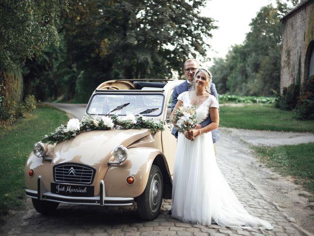Le mariage de Thomas et Coralie à Beaumont-en-Cambrésis, Nord 30