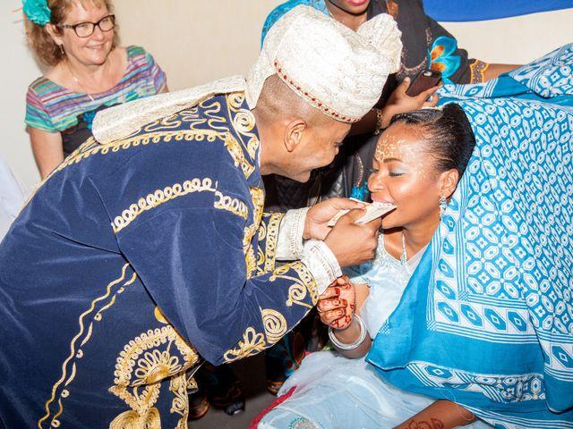 Le mariage de Bahati et ASSANI à Ruelle-sur-Touvre, Charente 3