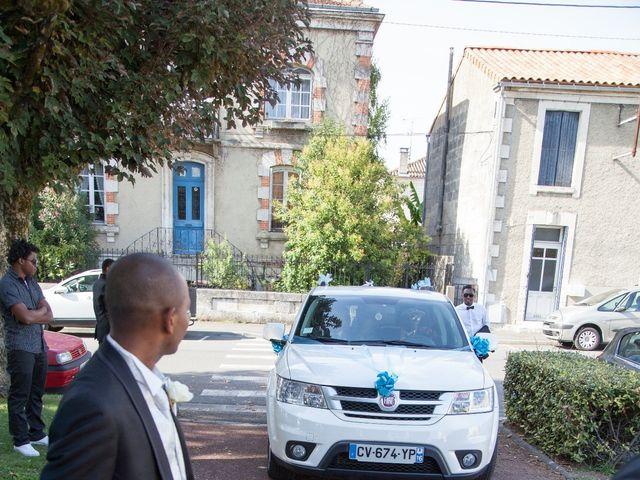 Le mariage de Bahati et ASSANI à Ruelle-sur-Touvre, Charente 5
