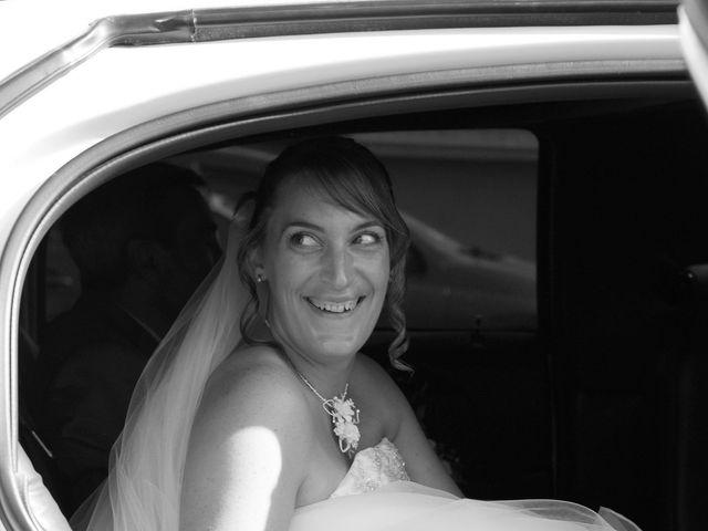 Le mariage de Tony et Severine à Porte-Joie, Eure 3