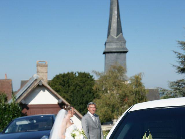 Le mariage de Tony et Severine à Porte-Joie, Eure 4