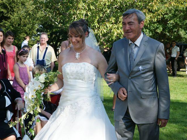 Le mariage de Tony et Severine à Porte-Joie, Eure 26