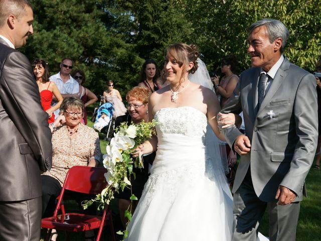 Le mariage de Tony et Severine à Porte-Joie, Eure 27