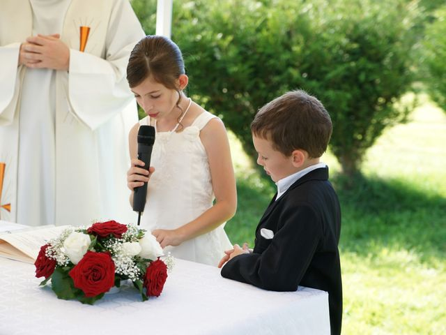 Le mariage de Tony et Severine à Porte-Joie, Eure 30