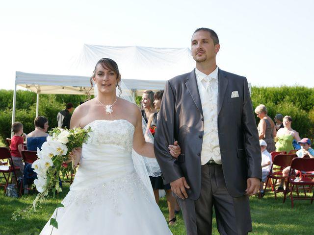 Le mariage de Tony et Severine à Porte-Joie, Eure 34