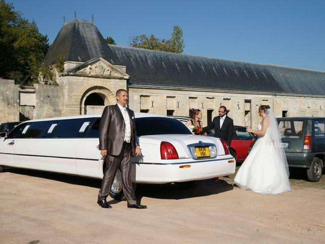 Le mariage de Tony et Severine à Porte-Joie, Eure 35