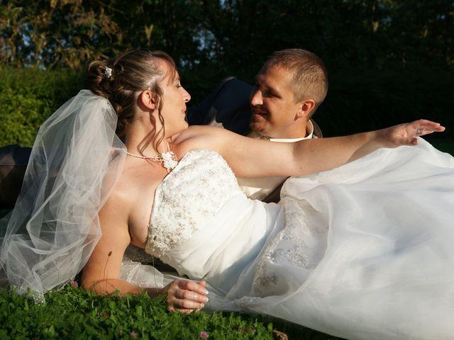 Le mariage de Severine et Tony